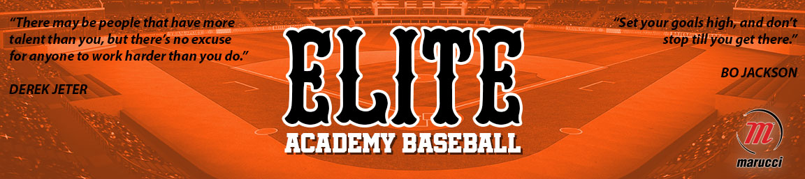 Elite Academy Baseball - Homepage